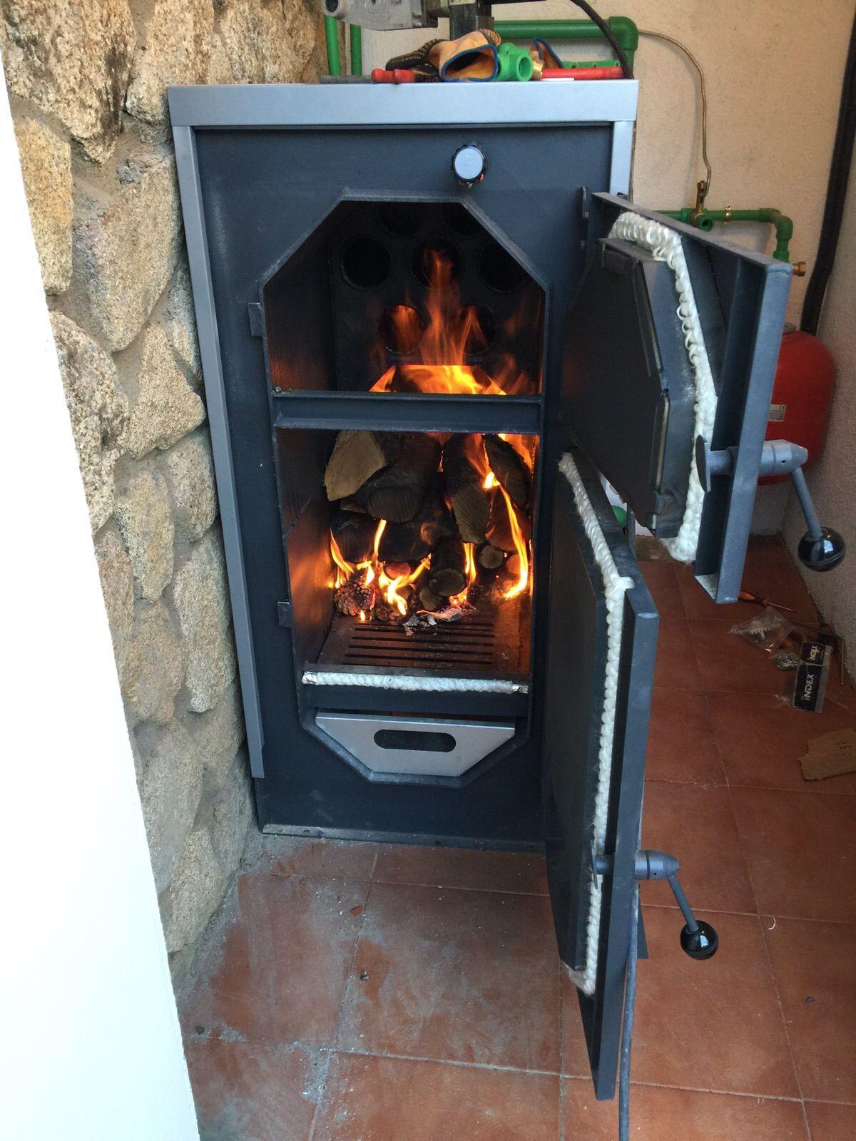 Foto 23 de Calefacción en  | Calefacción y Mantenimiento Moisés Domínguez