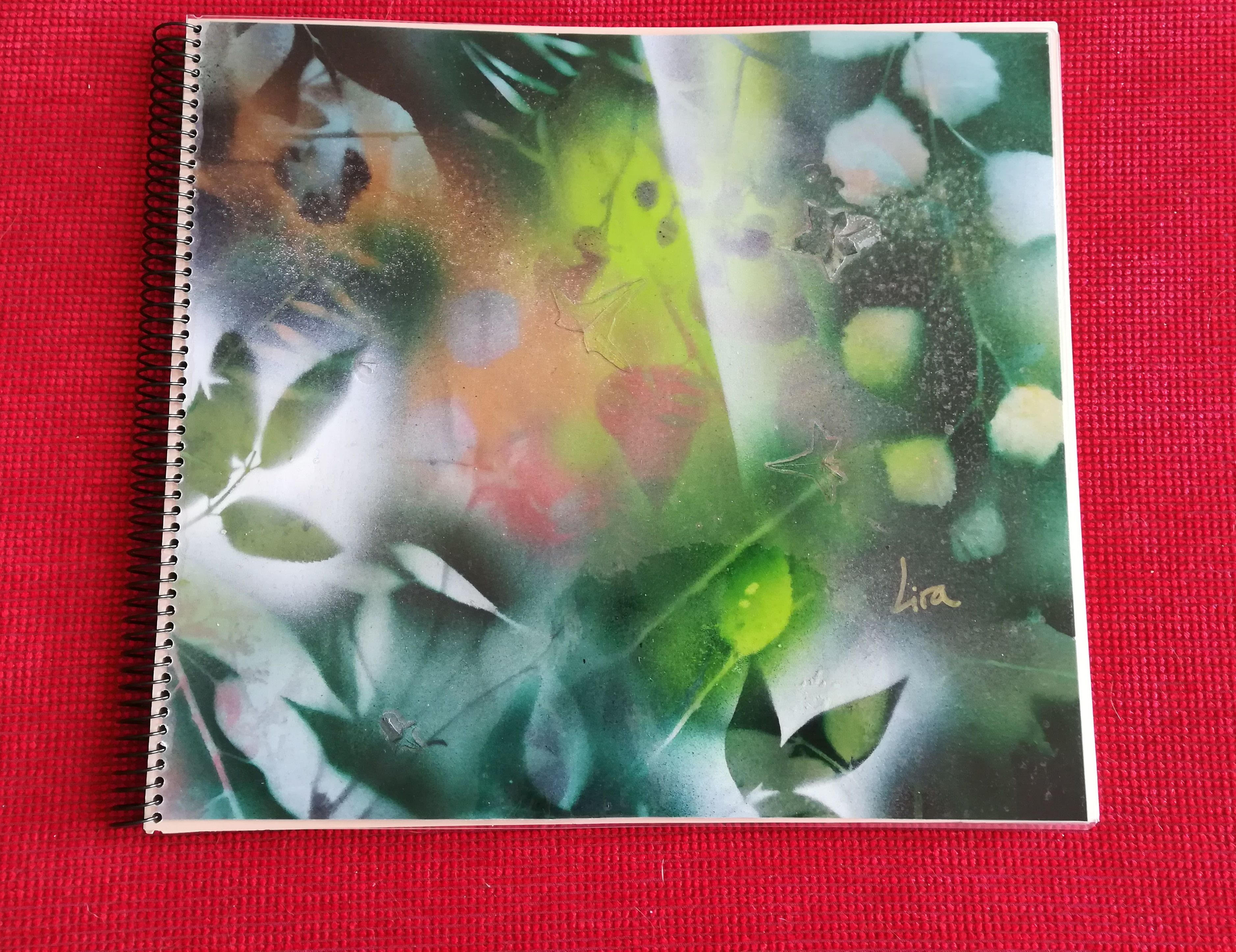 Cuaderno LiraNaturaleza