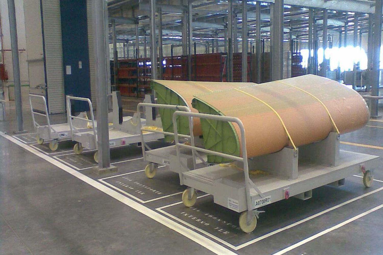 Empresa de montaje de estructuras metálicas en Sevilla