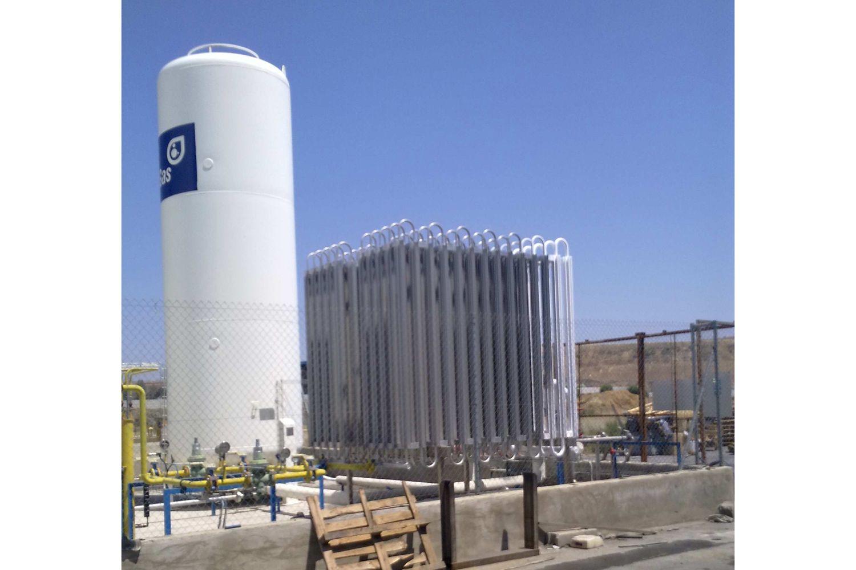 Empresa de calderería industrial en Sevilla