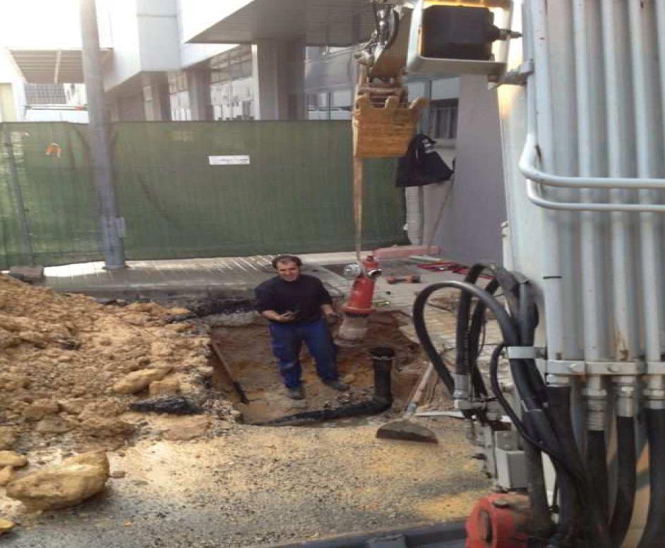 Empresa de mantenimiento de infraestructuras en Sevilla