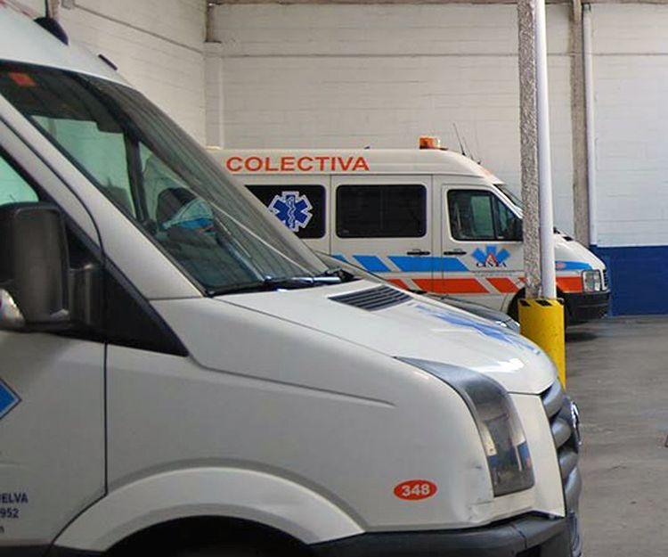 Ambulancias y emergencias en Huelva