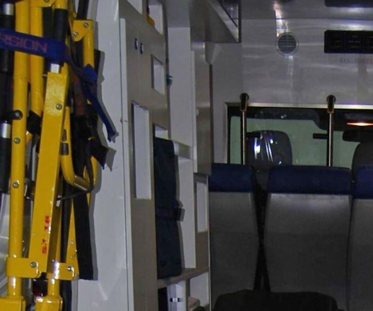 Ambulancias para eventos culturales en Huelva
