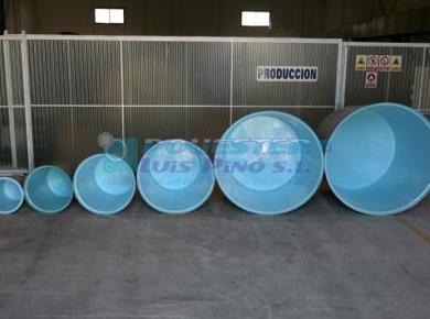 Poliéster reforzado con fibra de vidrio
