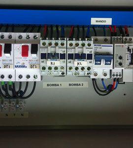 Cuadro eléctrico: Servicios y Productos de Poliéster Luis Pino