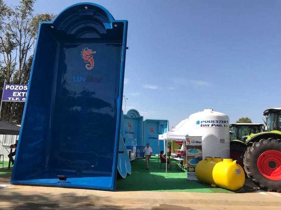 piscinas prefabricadas en Cáceres y Badajoz Luymar