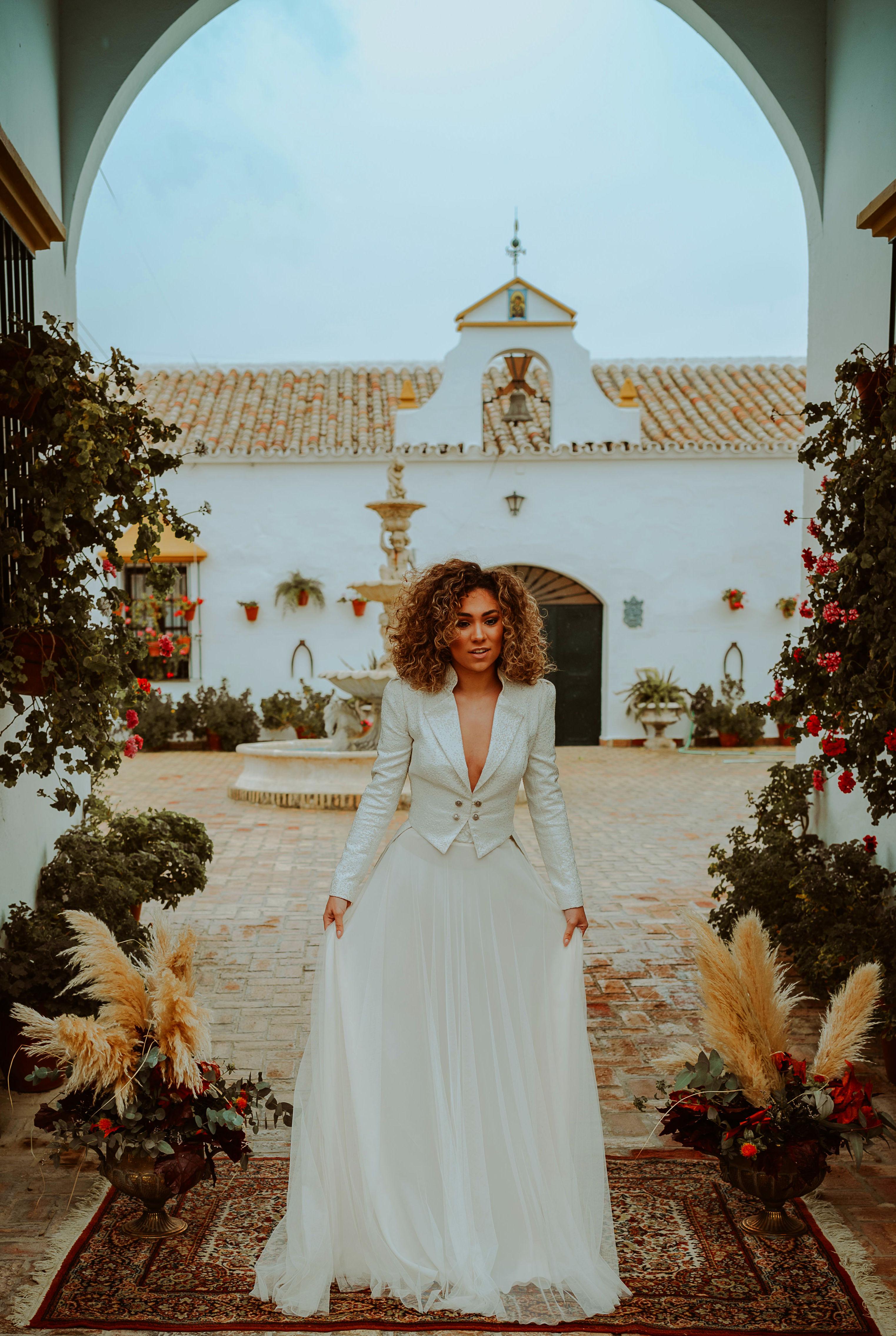 Foto 3 de Celebración de bodas en Alcalá de Guadaíra | Hacienda Mendieta