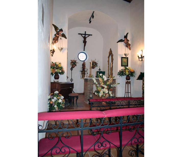 Finca con capilla para bodas y celebraciones en Sevilla