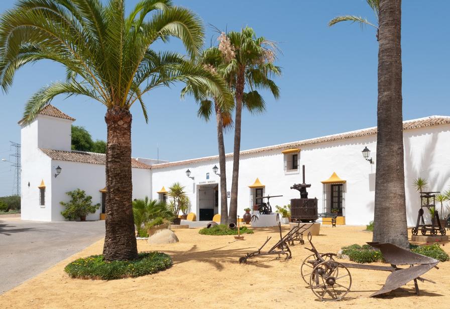 Hacienda Mendieta en Alcalá de Guadaira, Sevilla