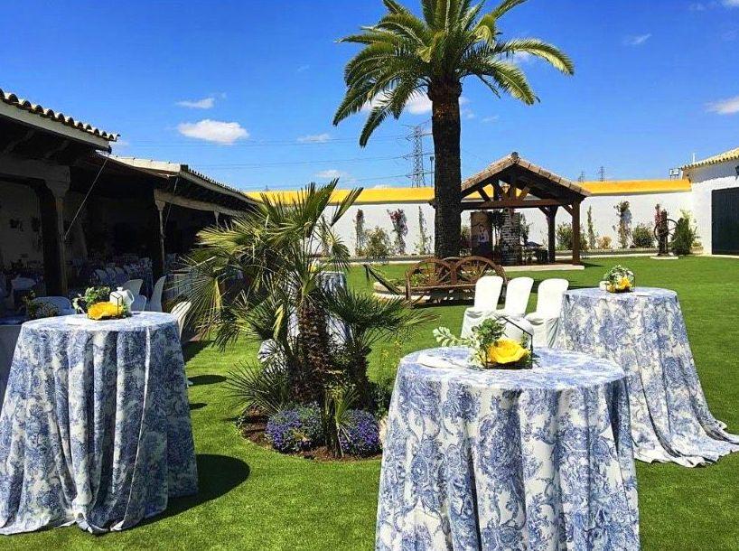 Foto 30 de Celebración de bodas en Alcalá de Guadaíra | Hacienda Mendieta