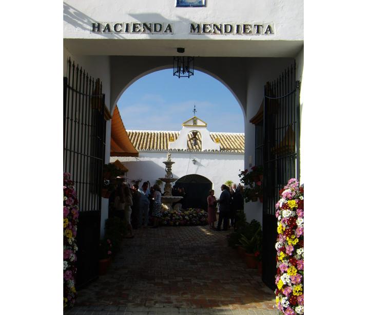 Finca y hacienda para bodas y eventos en Sevilla