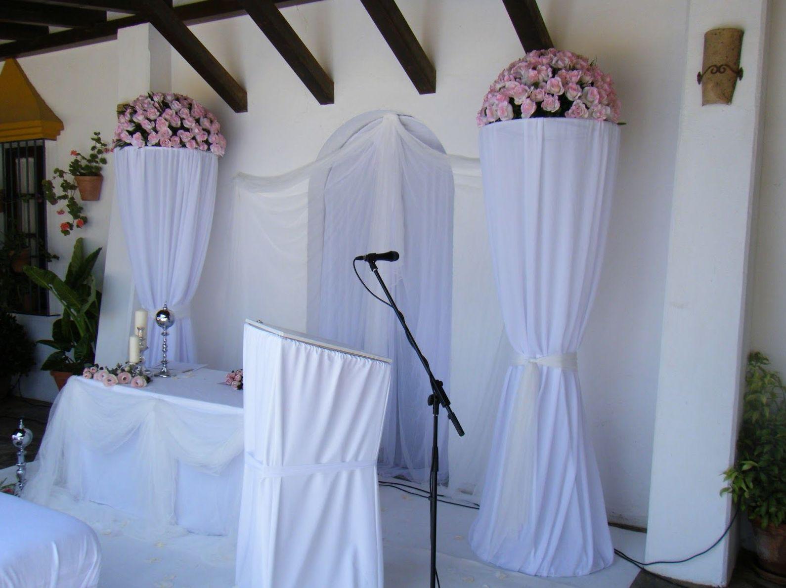 Foto 15 de Celebración de bodas en Alcalá de Guadaíra | Hacienda Mendieta