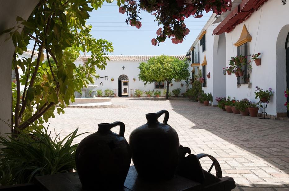 Haciendas y fincas para bodas eventos en Sevilla