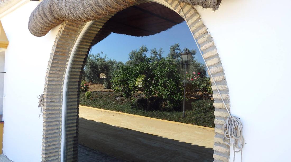 Alquiler de hacienda y finca para eventos y bodas en Sevilla