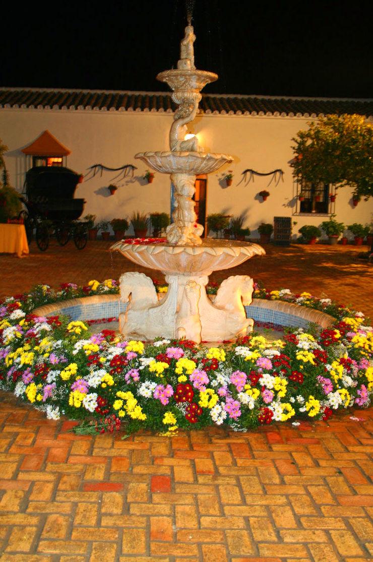 Hacienda y finca para bodas y celebraciones  en Sevilla