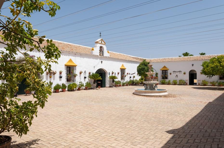 Alquiler de finca para bodas en Sevilla