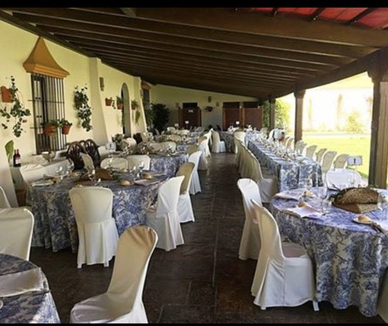 Foto 20 de Celebración de bodas en Alcalá de Guadaíra | Hacienda Mendieta