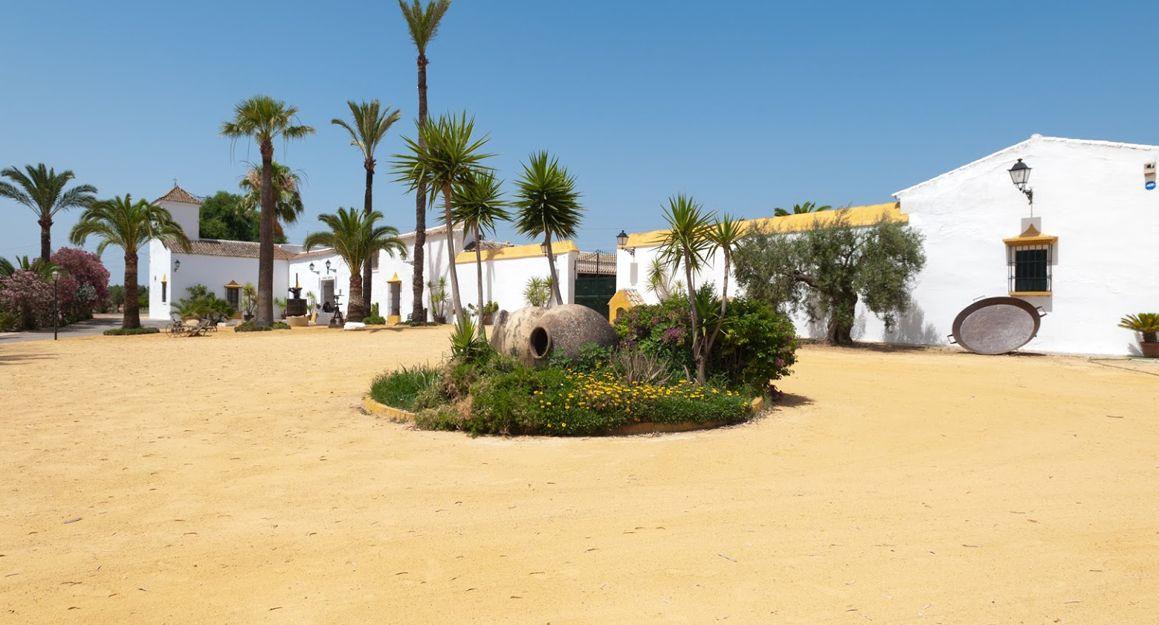 Fincas de alquiler para bodas en Sevilla