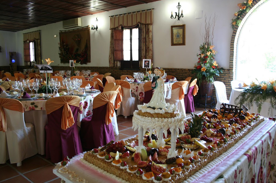 Hacienda y finca para bodas en Sevilla