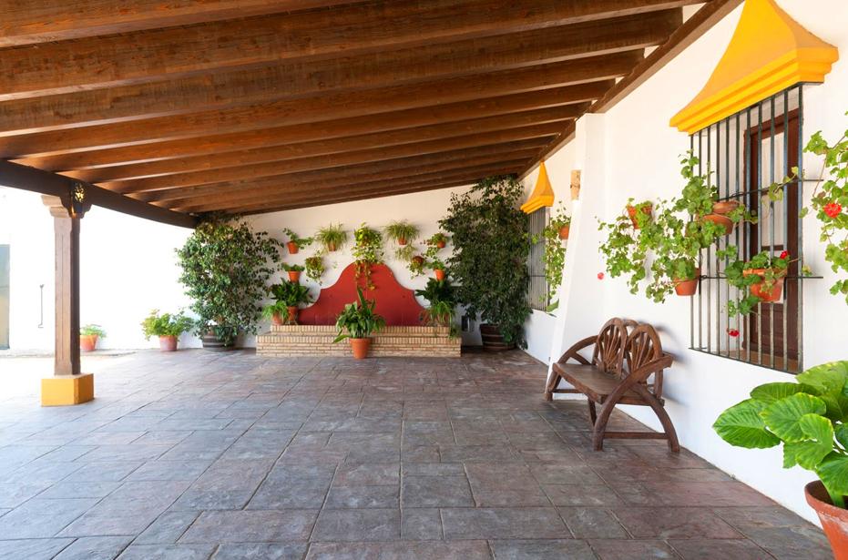 Finca para eventos y bodas en Sevilla