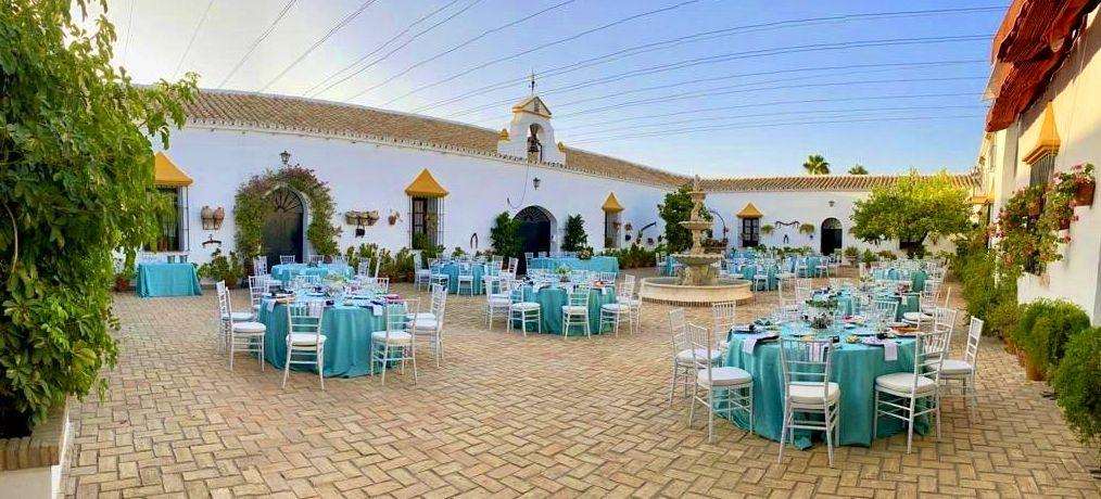 Foto 2 de Celebración de bodas en Alcalá de Guadaíra   Hacienda Mendieta