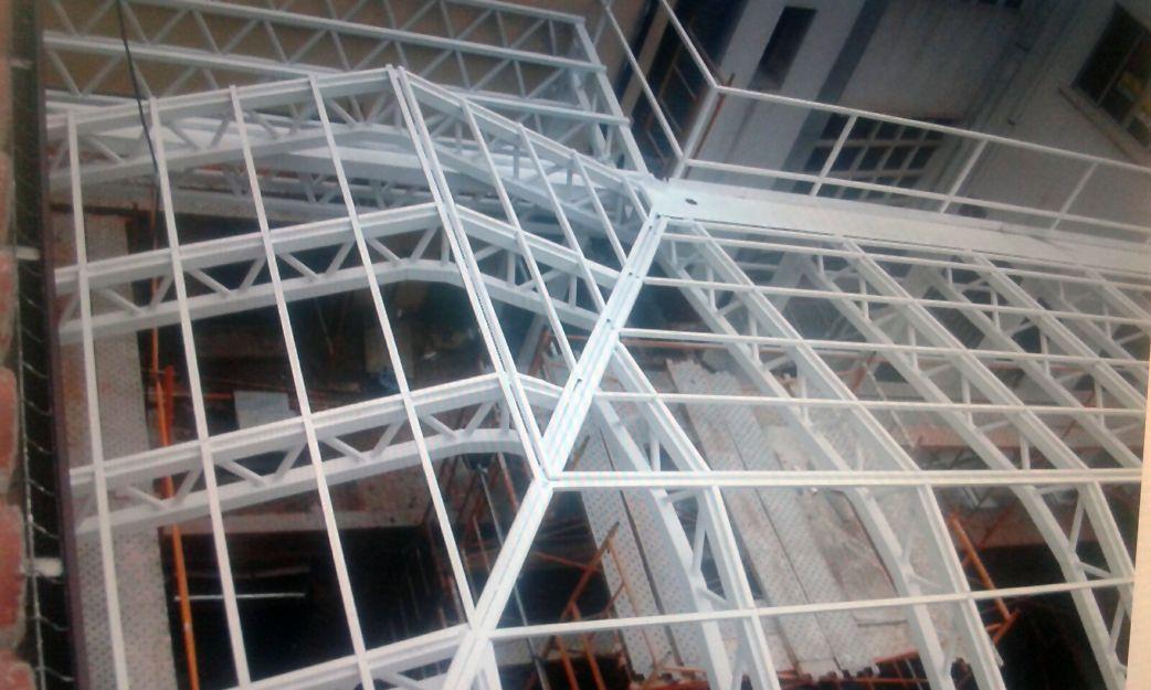 Estructuras metálicas en Ávila