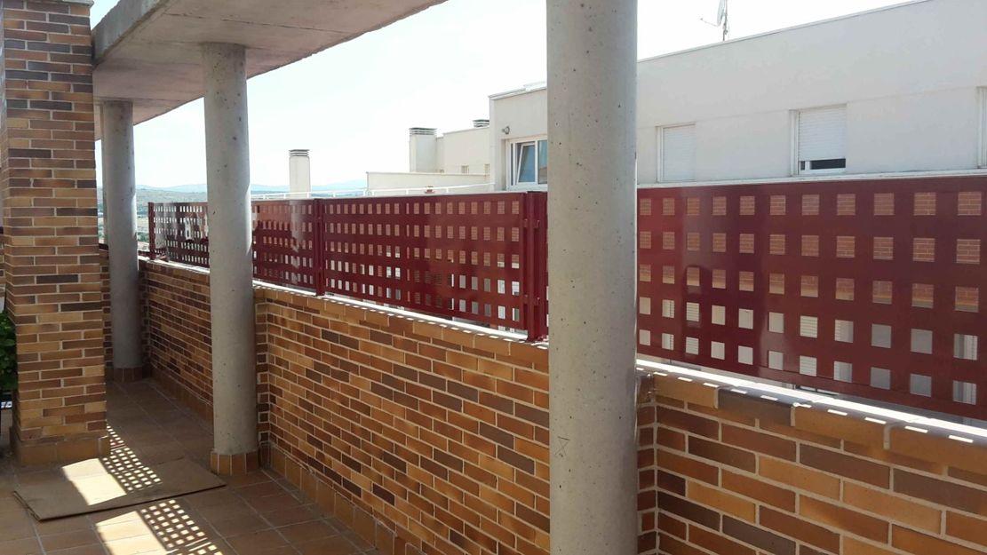 Instalación de estructuras metálicas en Ávila