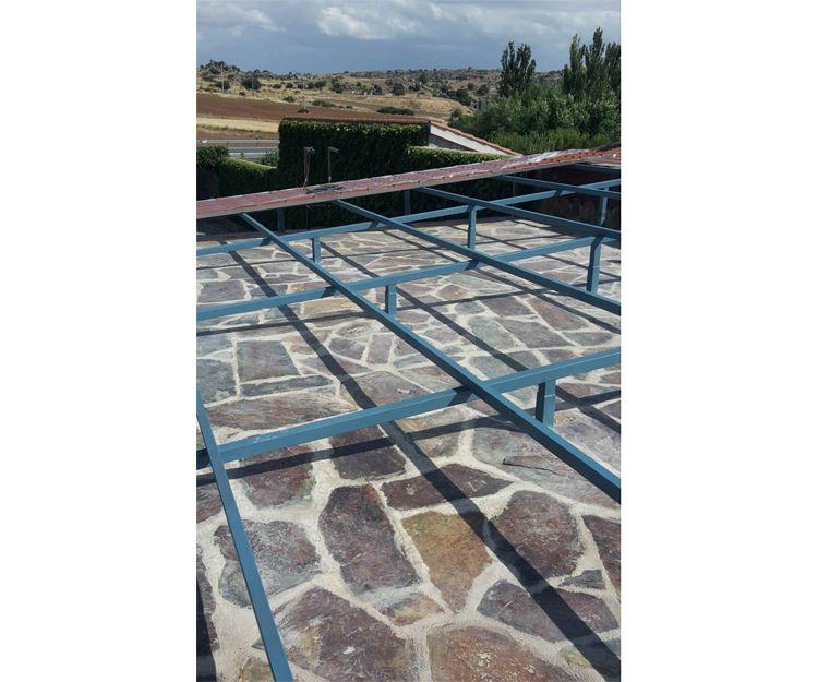 Trabajos de soldadura en hierro y aluminio en Ávila