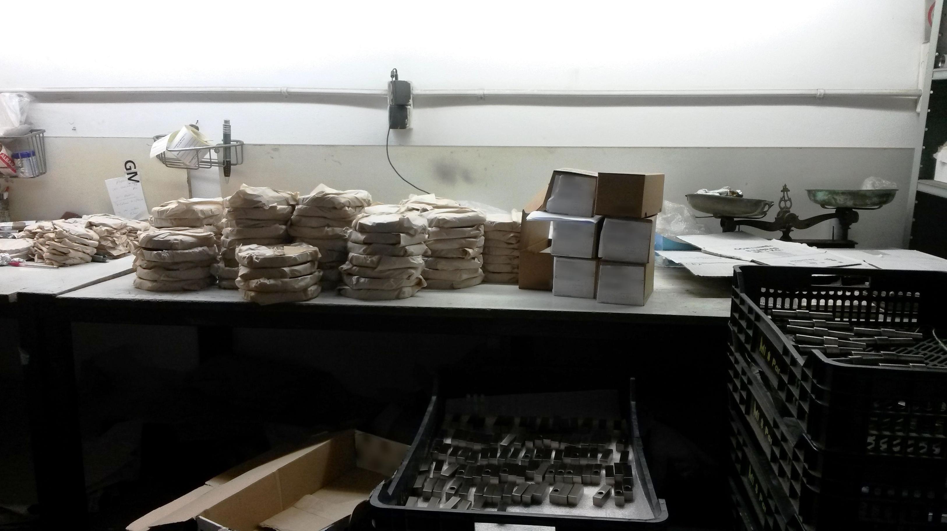 Foto 8 de Cromados y otros recubrimientos de superficies en Rubí | Galvánicas Moper