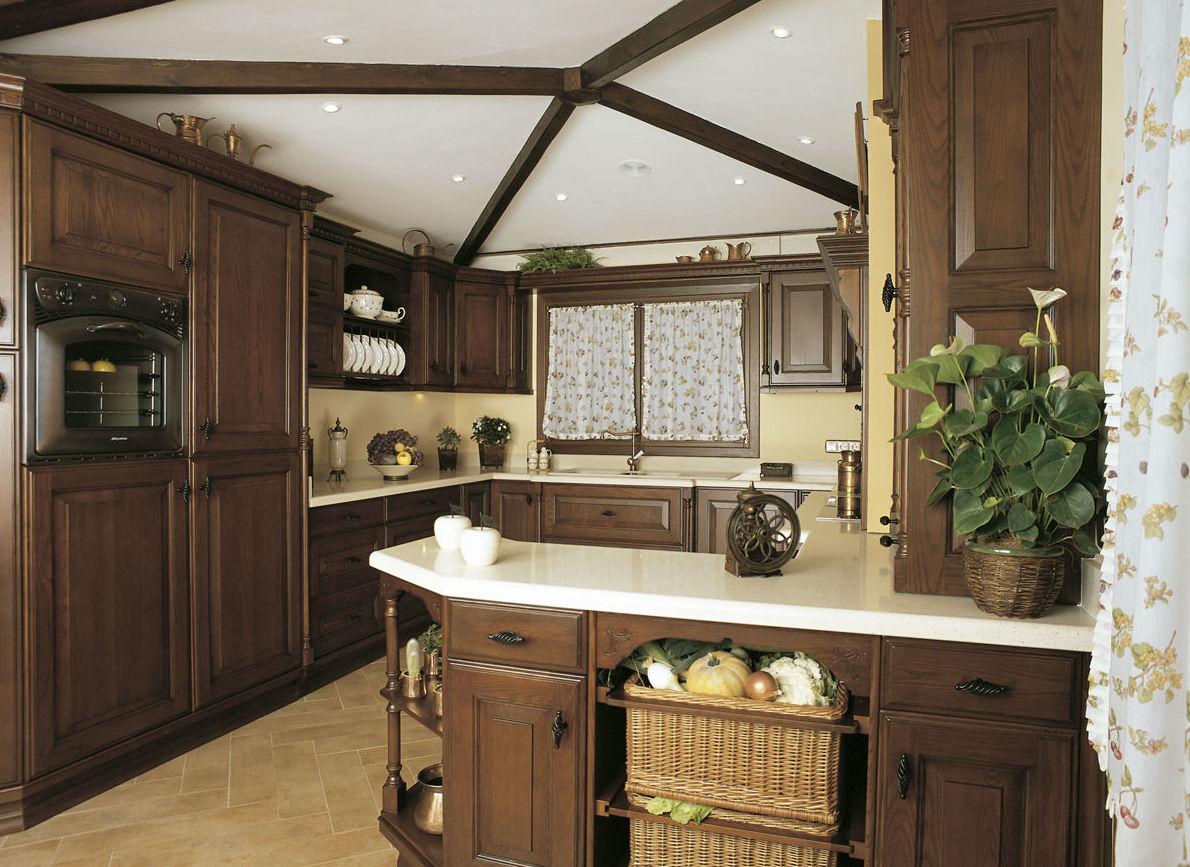Foto 10 de muebles de cocina en sonseca cocinas y - Cocinas estilo colonial ...