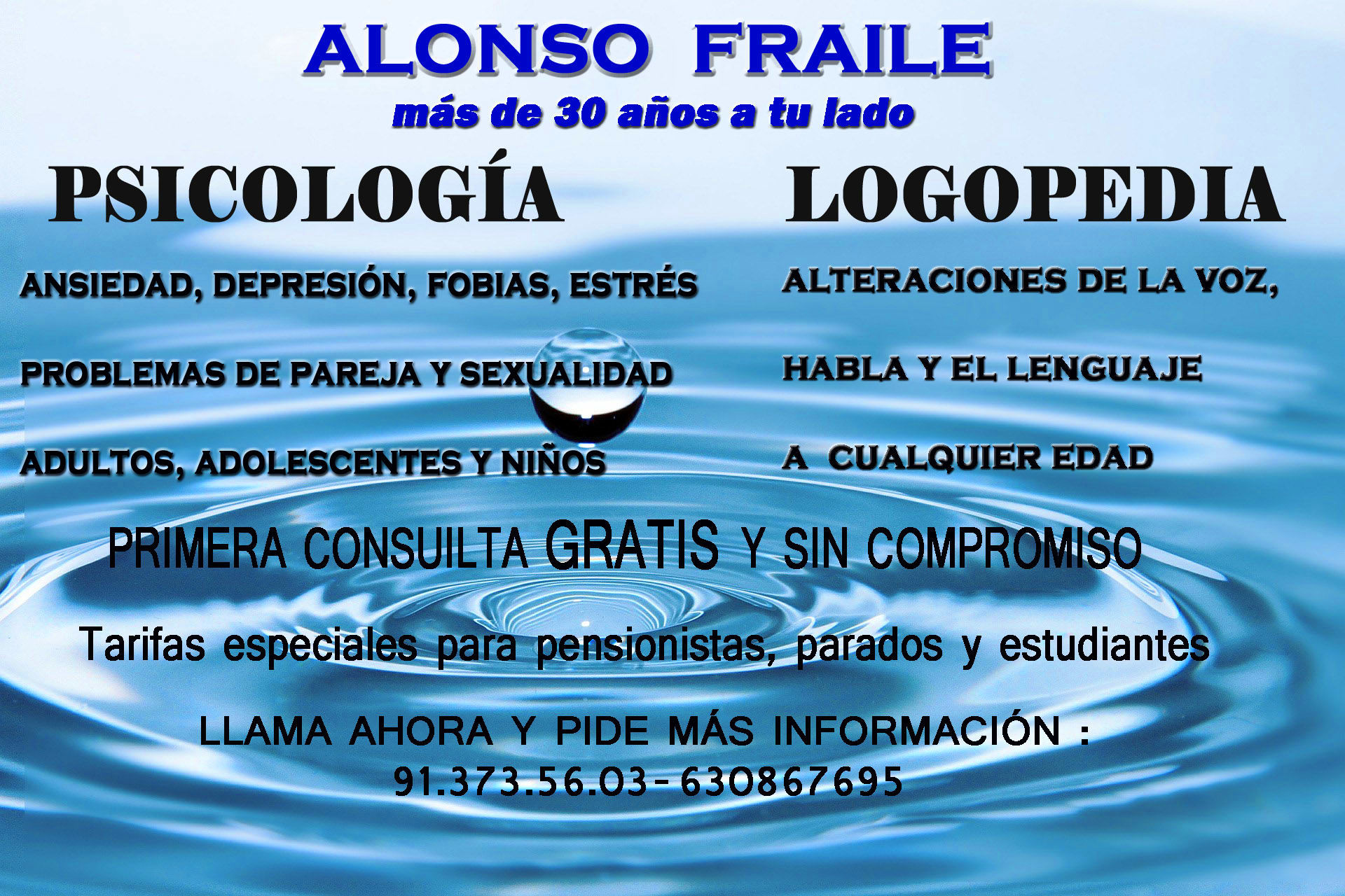 psicología logopedia madrid