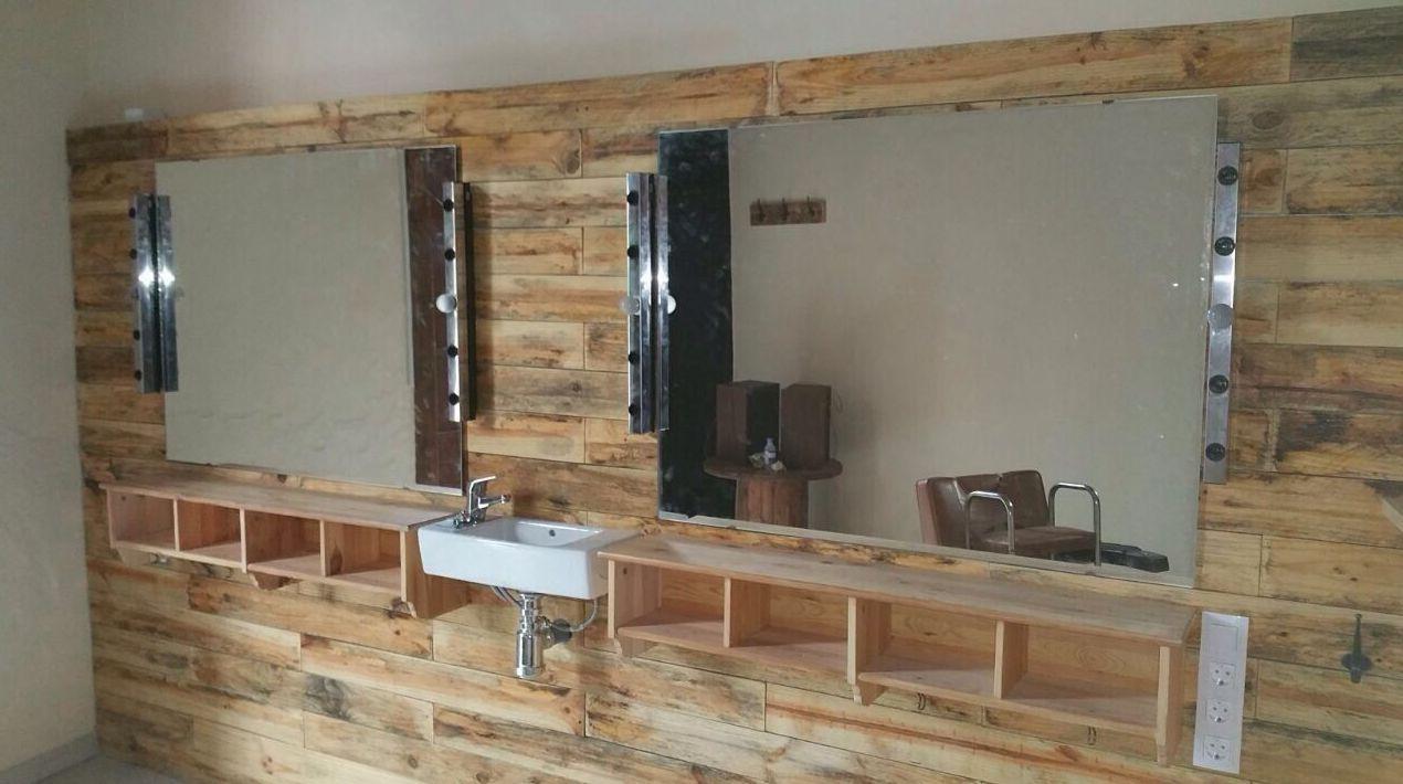 Espejos para peluquería: Servicios de Cristalería La Herradura