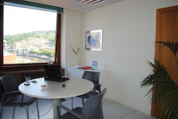 Alquiler despachos y oficinas en Bilbao, horas