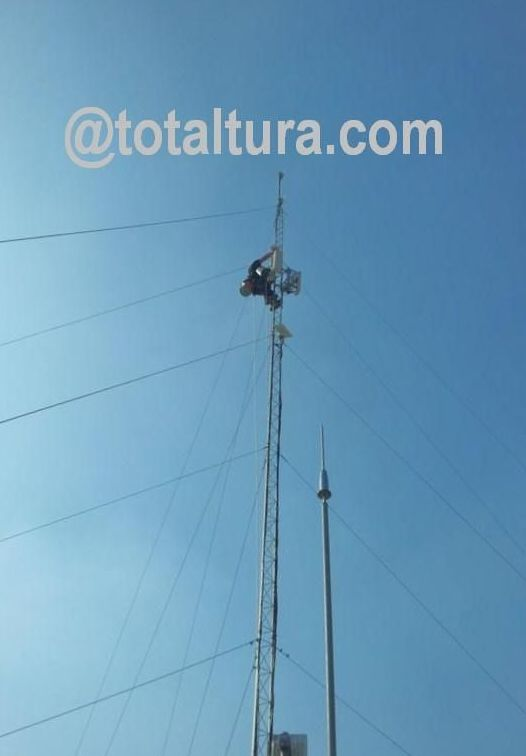Arreglo de antenas Valencia