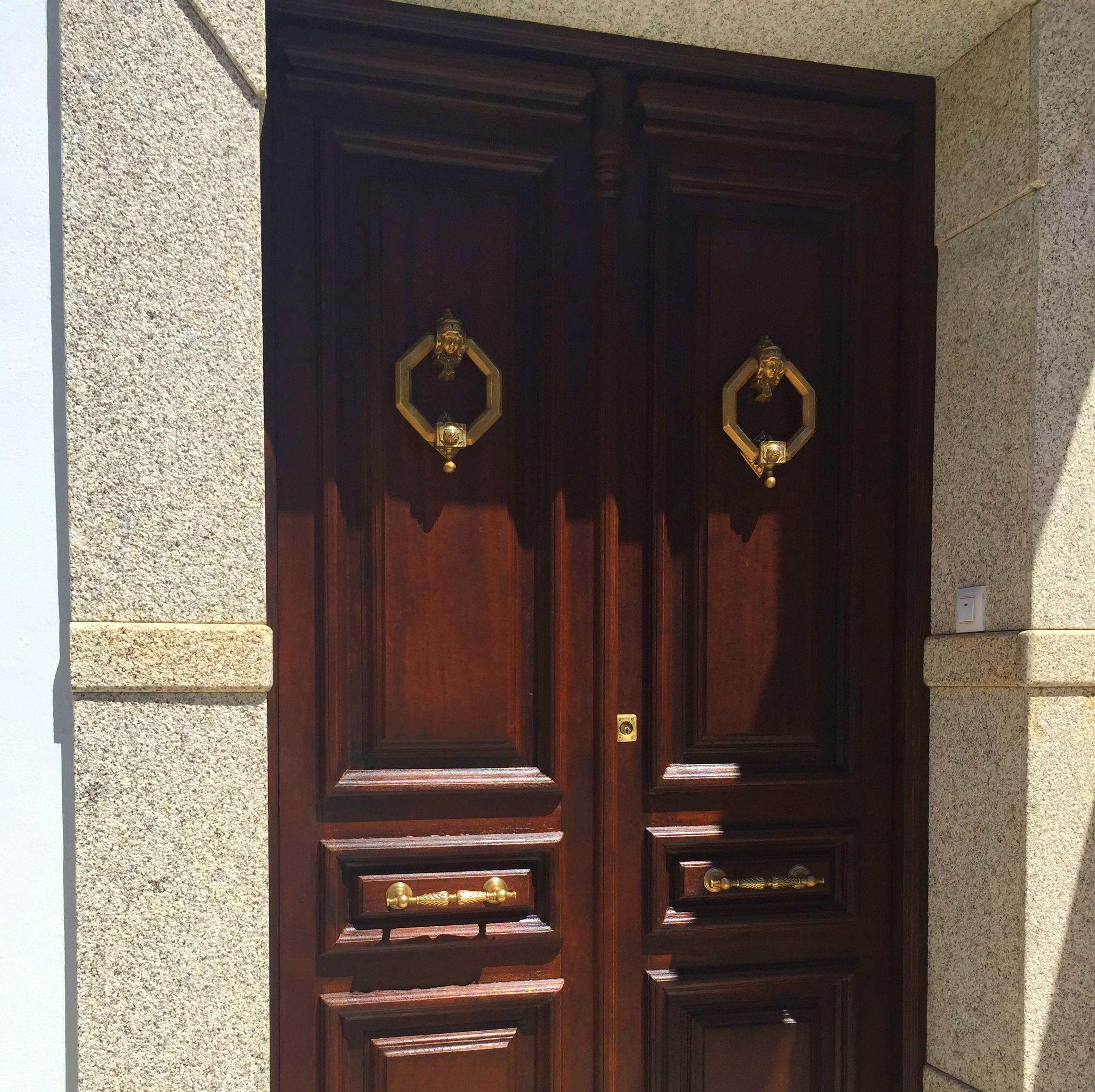 Puertas exteriores: Qué hacemos de Restauraciones Ríos