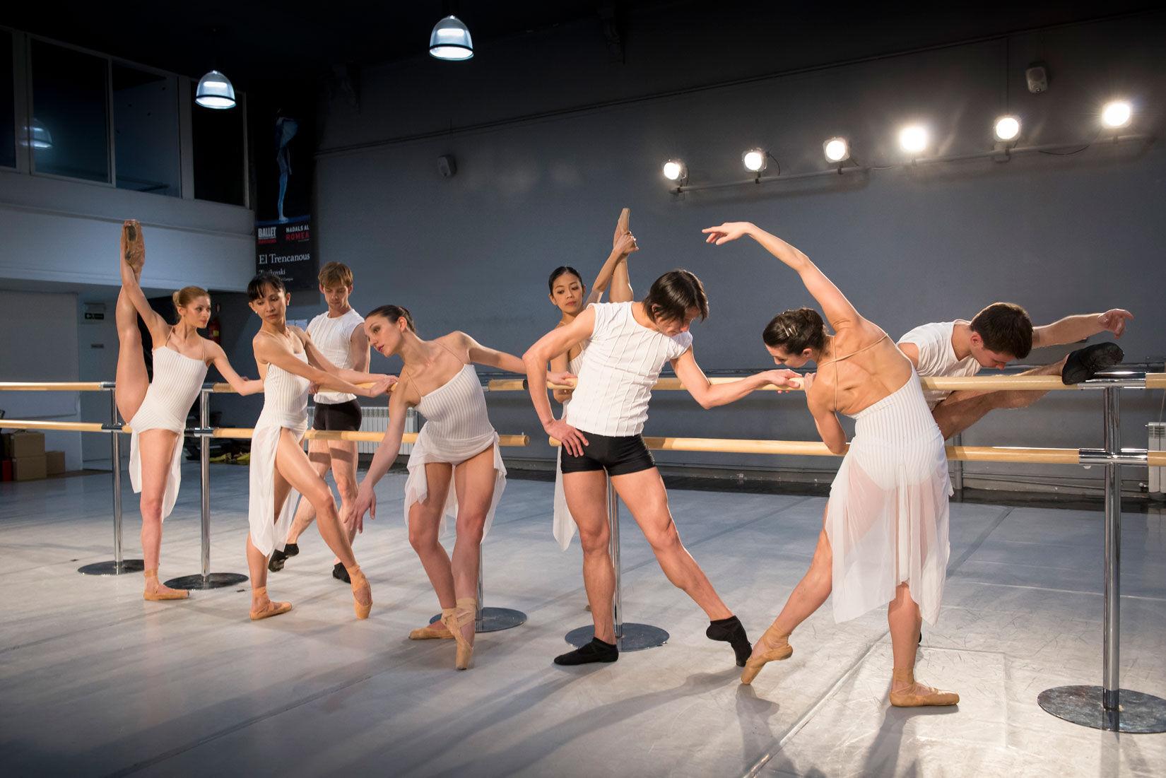 Foto 3 de Escuelas de música, danza e interpretación en Barcelona | Escola de Ballet Clàssic David Campos