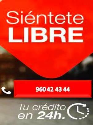 Préstamo rápido Dinero urgente Microcréditos Financiación inmediata Valencia