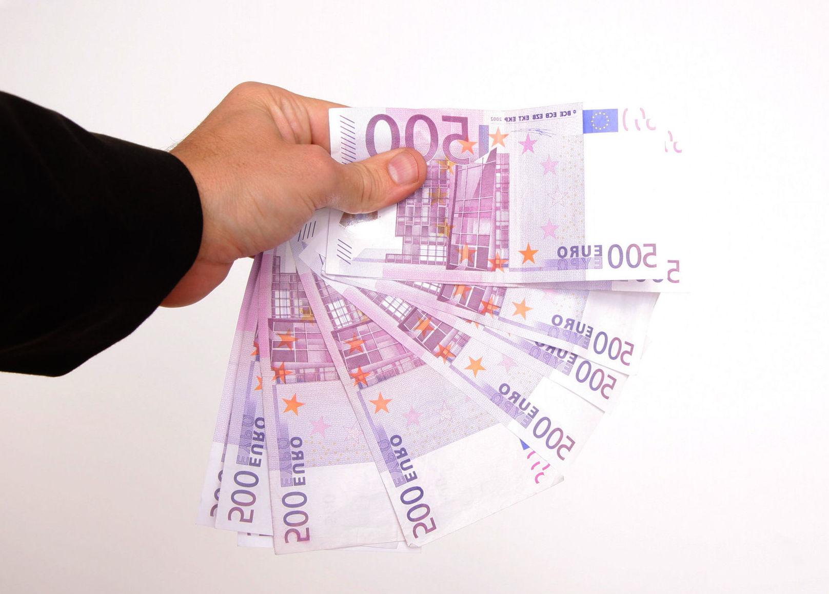 Dinero - Crédito rápido - Préstamo urgente - Valencia
