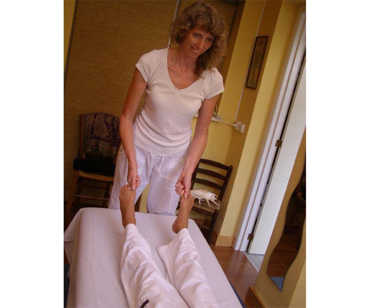 Tratamiento muscular con shiatsu en Málaga