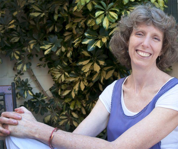 Valérie De Vuyst, terapeuta e instructora en shiatsu