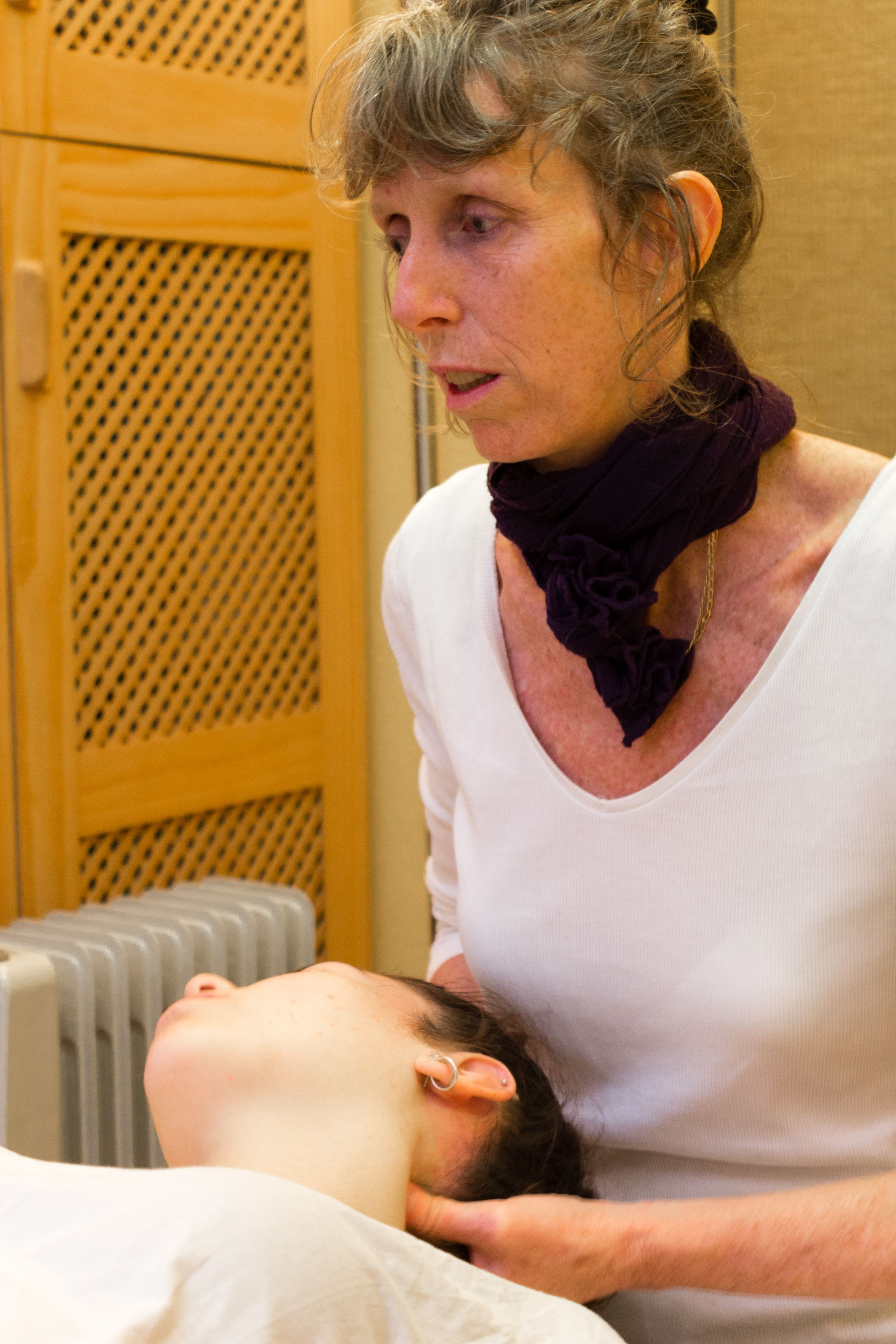Instructora de shiatsu desde 2008