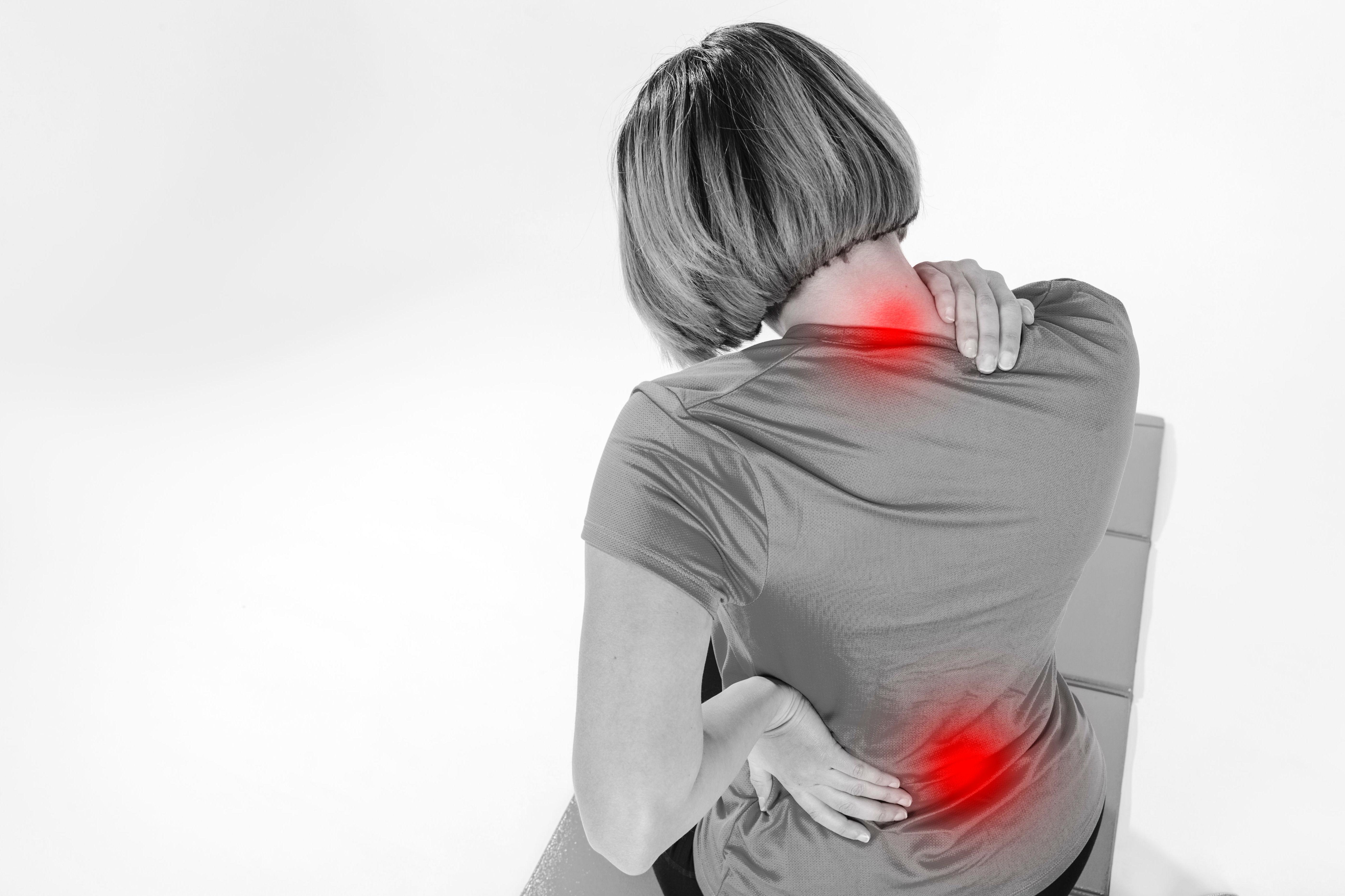 ¿Todavía te duele la espalda?