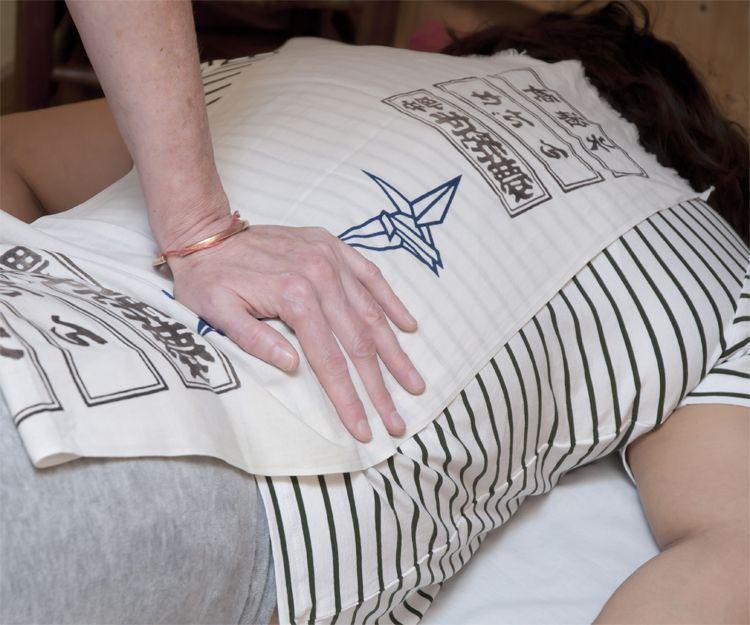Masaje corporal para tu salud física