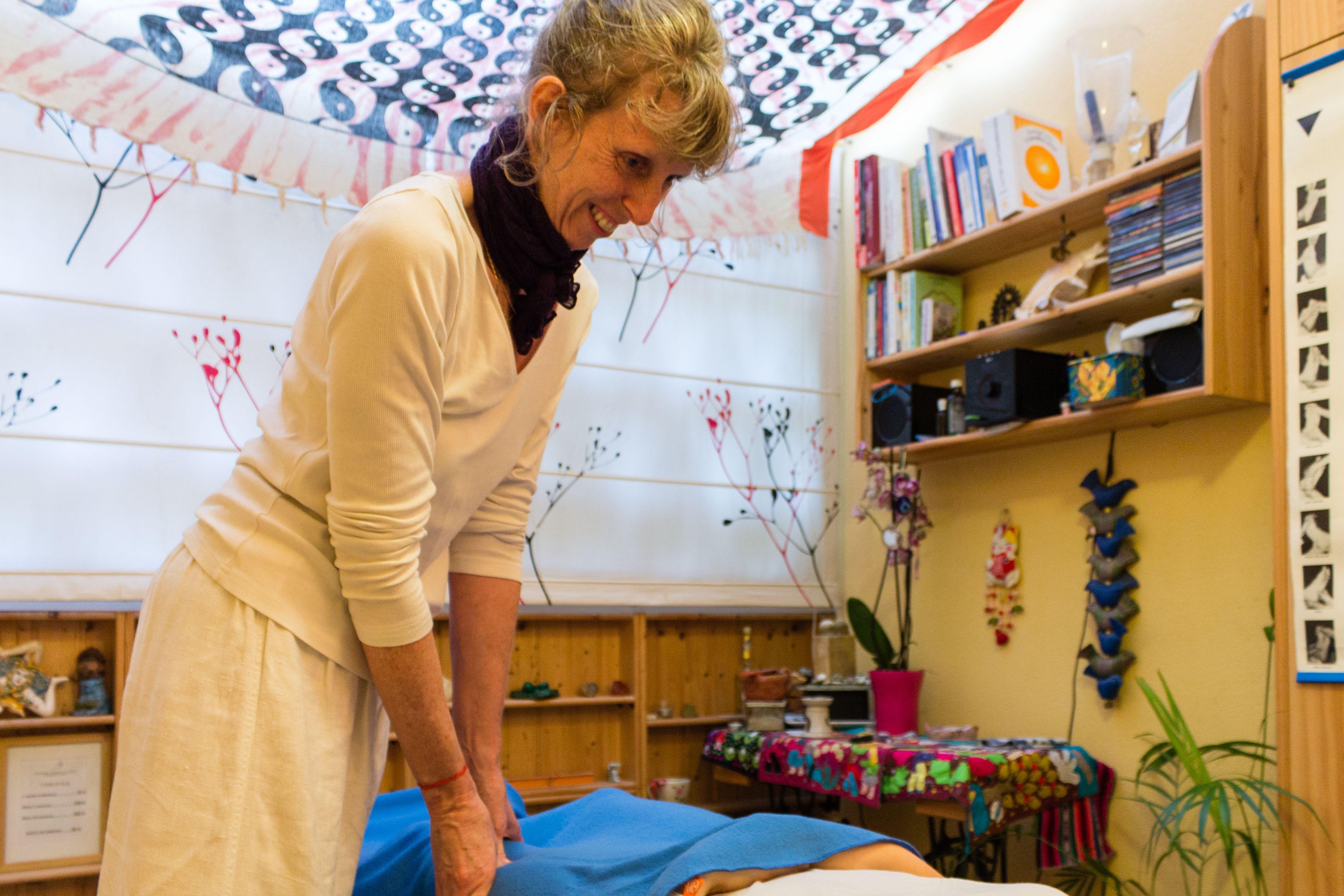 Terapias alternativas y masaje shiatsu en Málaga