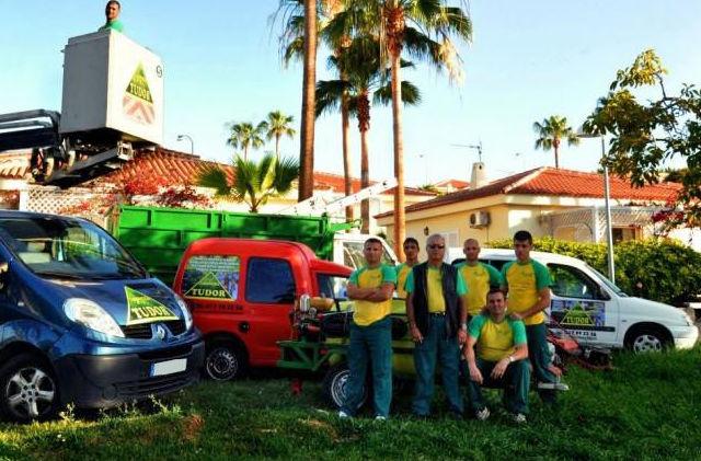Empresa de mantenimiento de jardines
