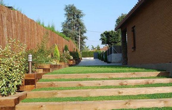 Foto 4 de Jardines (diseño y mantenimiento) en Sant Antoni De Vilamajor | Jardineria Costa