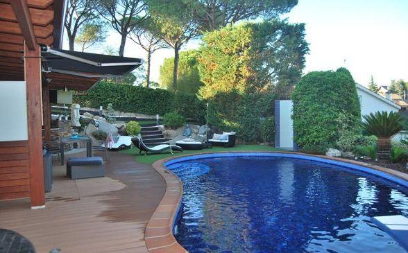 Foto 9 de Jardines (diseño y mantenimiento) en Sant Antoni De Vilamajor | Jardineria Costa