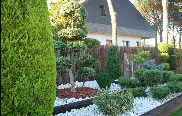 Foto 5 de Jardines (diseño y mantenimiento) en Sant Antoni De Vilamajor | Jardineria Costa