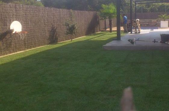 Foto 1 de Jardines (diseño y mantenimiento) en Sant Antoni De Vilamajor | Jardineria Costa
