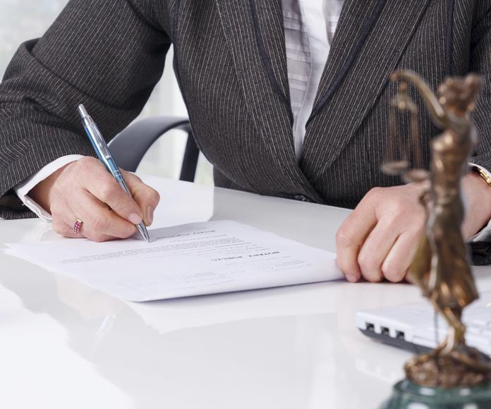 Asesoramiento: Productos y servicios de Manchón Administraciones